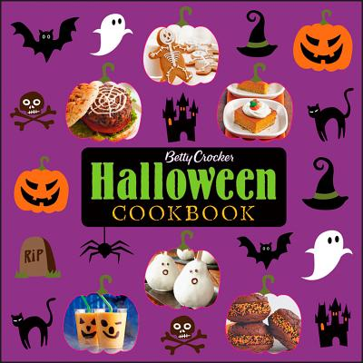 Betty Crocker Halloween Cookbook By Crocker, Betty (COR)